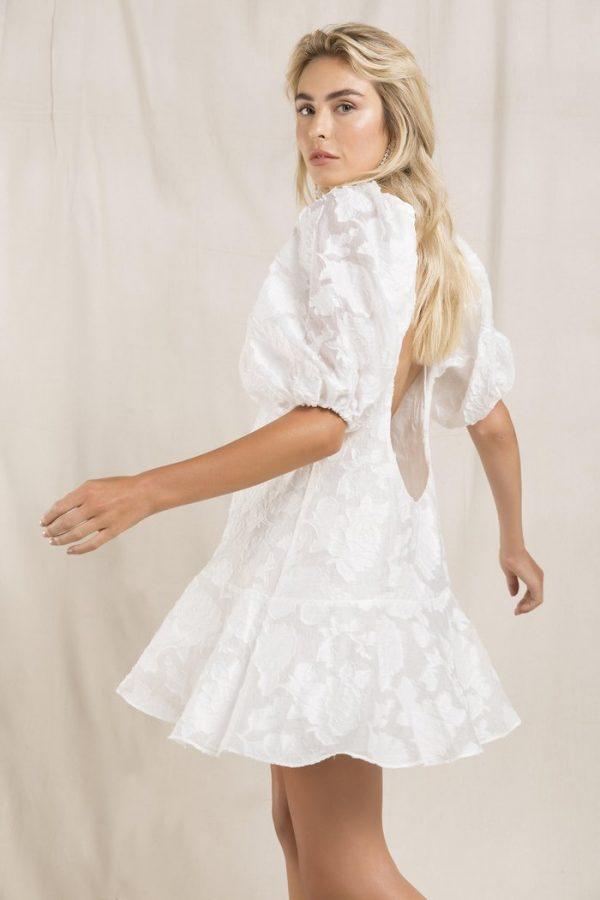 Stylish White Dresses